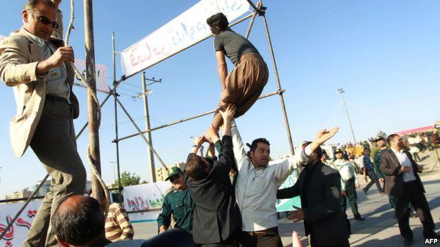 رئیس قوه قضائیه اعتراض گروههای حقوق بشری به اعدام را ناشی از«معیارهای دوگانه غربیها در برخورد با قوانین داخلی ایران» میداند