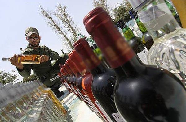 ایران، رتبه نوزدهم جهان در مصرف الکل به ازای هر نفر