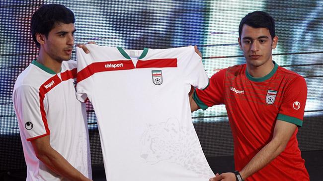آل اشپورت: لباس های تیم ملی فوتبال ایران تقلبی است