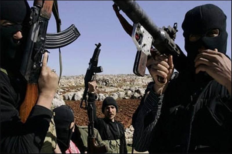 حمله تانکهای اسلامگرایان افراطی به روستاهای کردنشین سوریه
