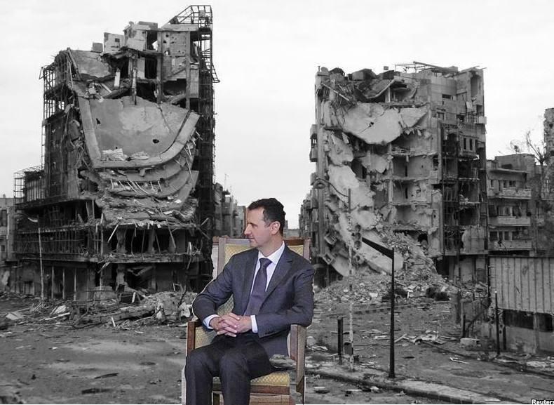 انتخابات سوریه؛ مانور مشروعیت اسد/علی افشاری