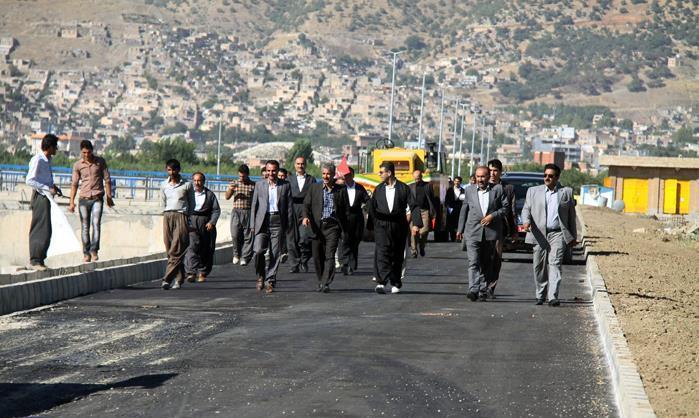 اعتراض مردم مریوان به «جاری شدن فاضلاب در خیابانها»
