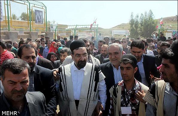 دهها سال حبس برای پنج عضو متهم به فساد شورای سوم شهر اهواز از جمله رئیس ستاد محسن رضائی