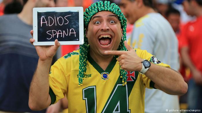 با شکست اسپانیا مقابل شیلی؛استرالیا هم از جام جهانی حذف شد