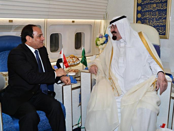 آنچه در سفر ناگهانی شاهزاده عبدالله و دیدار با رئیس جمهوری مصر مطرح شد+ ویدیو