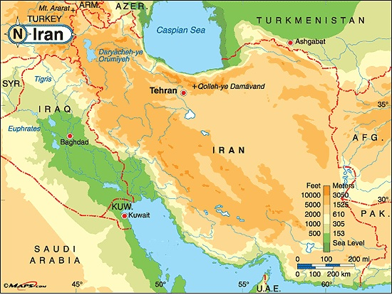 ایران؛استانهای کشور را به ۵ منطقه تقسیم کرد