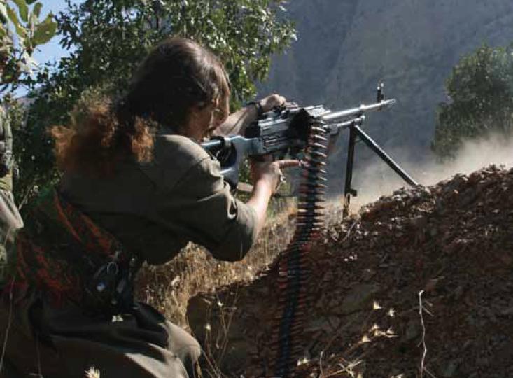 درگیری در شرق کردستان/ کشته شدن 4 تن از اعضای سپاه در حوالی کامیاران