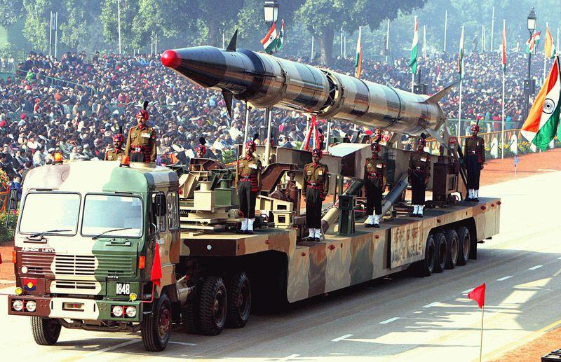 دستیابی به بمب نیتروژنی مشخصه ی جدید اقتدار جهانی هند