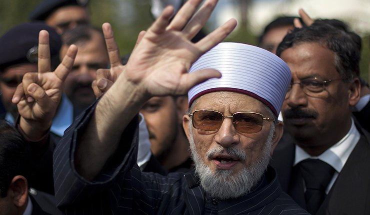 آیا ایران در بازگشت پر هیاهوی محمد طاهر القادری چهره آشوب طلب پاکستانی به اسلام آباد نفشی دارد؟