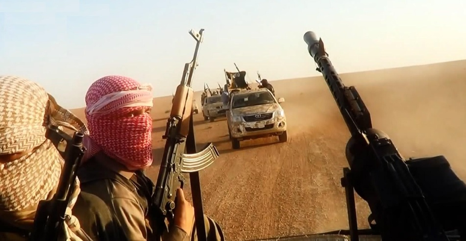 ویدئویی که خبر بازپس گیری شهر تکریت توسط نیروهای نوری المالکی را تکذیب کرد