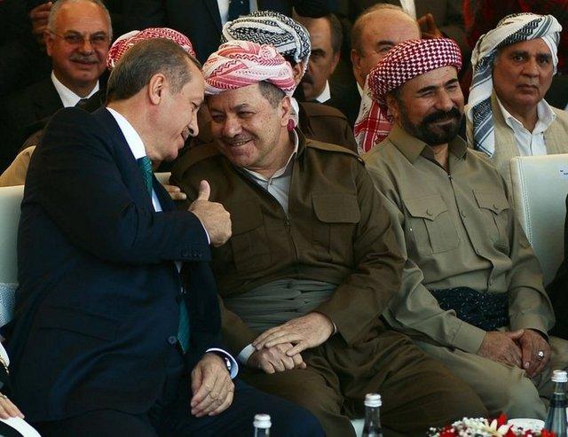 اعلام آمادگی دولت ترکیه با پذیرش کشور مستقل کردستان در شمال عراق