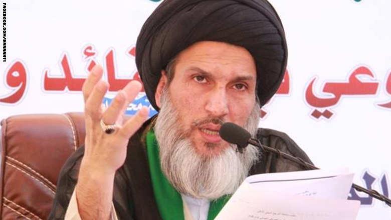 دهها تن از پیروان یک مرجع عراقی مخالف تهران در شهرهای کربلا وناصریه کشته ومجروح شدند