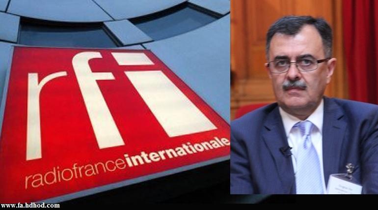 گفتگوی رادیو فرانسه با عبدالله مهتدی در رابطه با دلایل و نتایج همه پرسی در کردستان