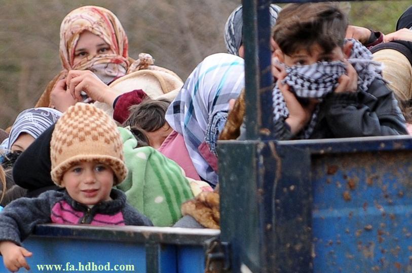 درخواست سازمان ملل از اتحادیه اروپا برای پذیرش بیشتر پناهجویان سوری
