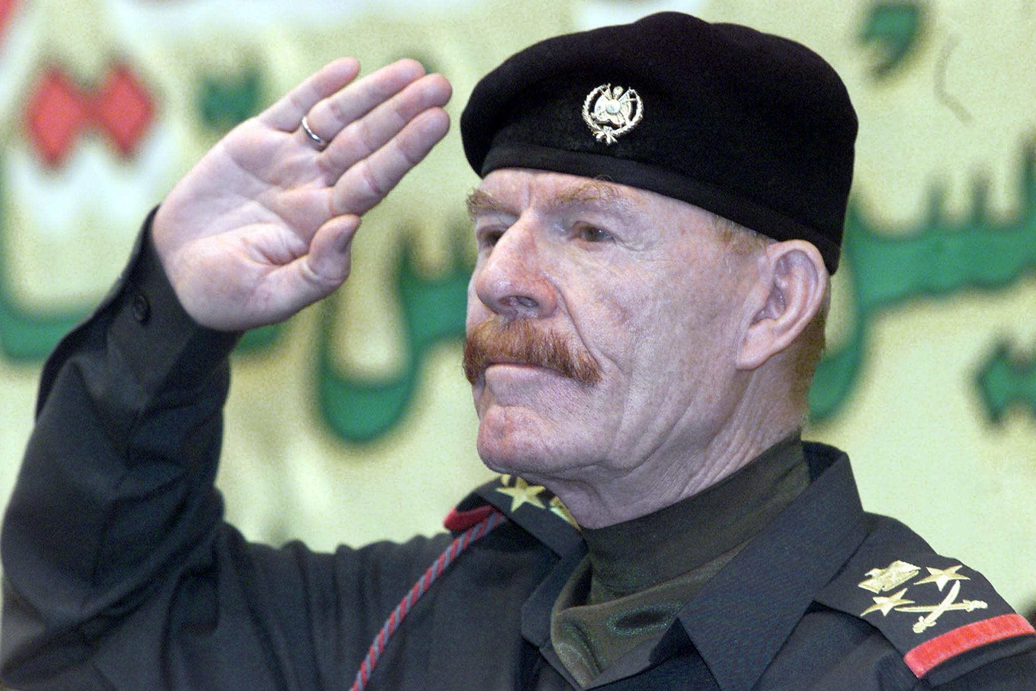"""تصویر جنجالی صدام حسین در لندن وبازگشت شعار""""بالروح بالدم،نفدیک یا صدام"""" در شهر کربلا"""