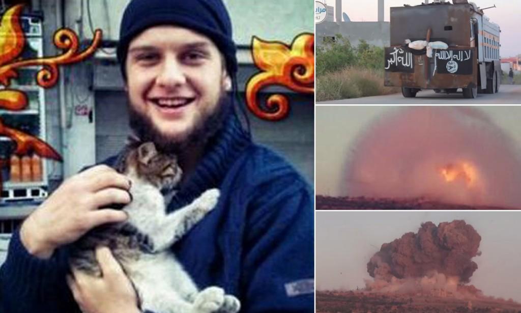 سازمان القاعده ویدئوی اولین جوان  انتحاری امریکایی در سوریه را منتشر کرد