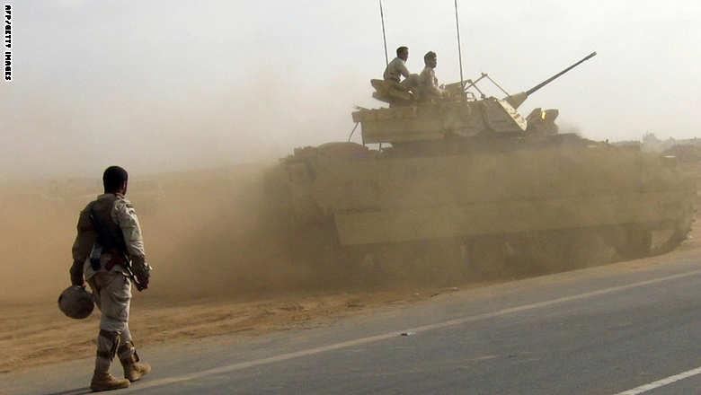 گزارشهای ضد ونقیض از اعزام هزاران سرباز مصری و پاکستانی به مرزهای عربستان سعودی با عراق