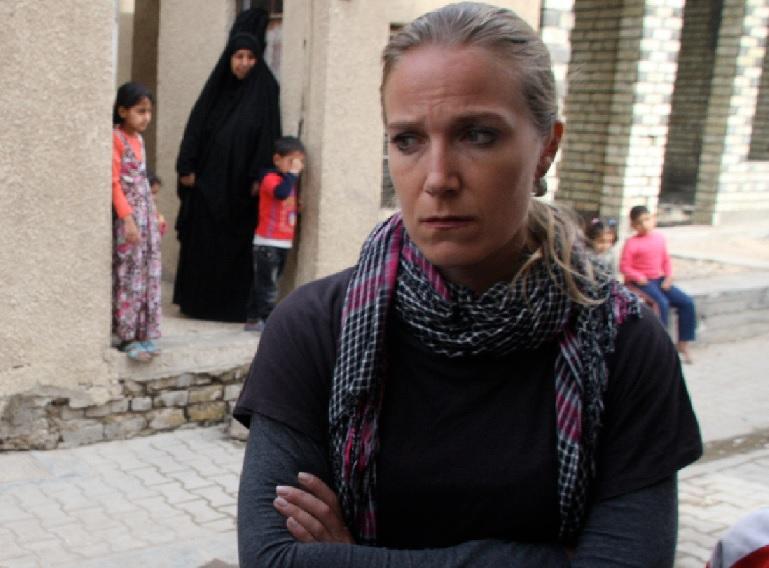 خبرنگار ارشد سی ان ان به اتهام گاز گرفتن دو پرستار در بغداد محاکمه می شود