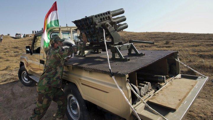 """افراد """"داعش"""" در 30 کیلومتری شهر یک میلیون نفری اربیل"""
