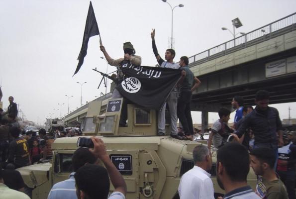 «جلولا» شهر استراتژیک وهم مرز با ایران درکنترل داعش