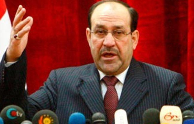 نوری مالکی در واکنش به تهدید رئیس جمهور عراق کودتا کرد