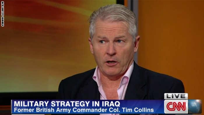 """کارشناس نظامی بریتانیایی:کلید محاصره و شکست """"داعش"""" در دست قبایل أهل سنت در عراق و سوریه است"""