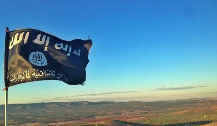 پرچم های انتحاری داعش،شگرد نوین در مناطق جنگی