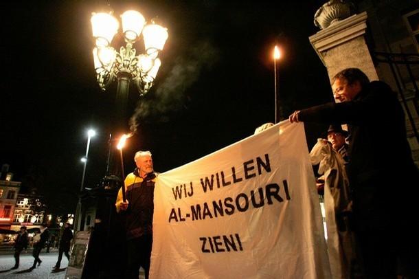 ایران فالح المنصوری فعال حقوق بشری هلندی اهوازی تبار را آزاد کرد