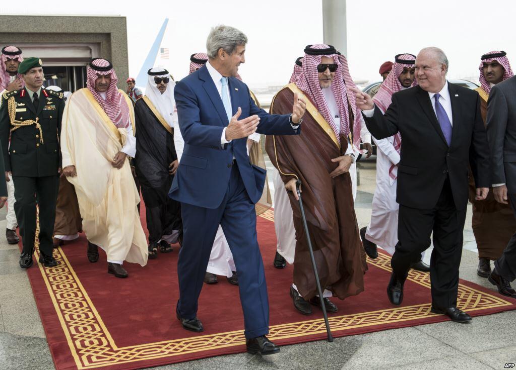 توافق و همكارى استراتژيك 10 كشور عربى با امريكا براى مبارزه با تروريسم و داعش