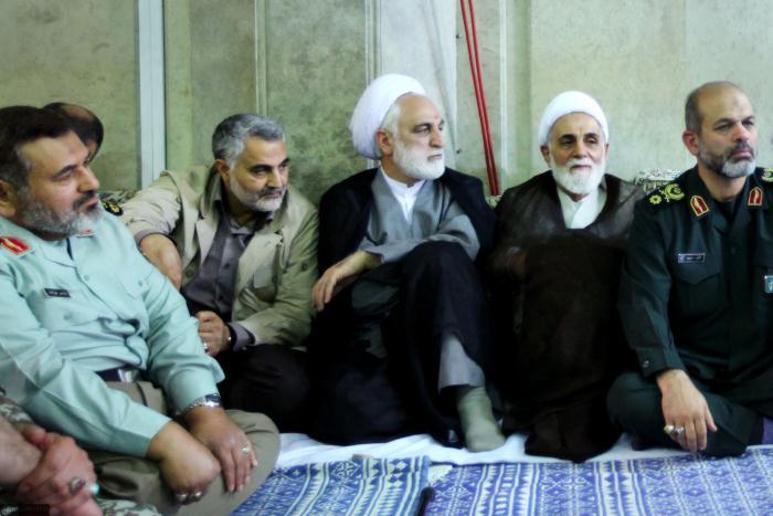 سپاه قدس فرصت مشاركت ايران در كنفرانس مهم پاريس را ضائع كرد