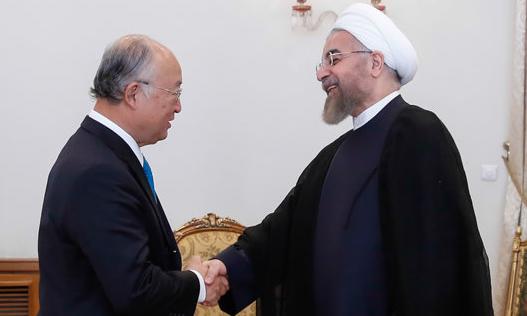 آمانو: ایران هنوز به دو تعهد خود برای شفافسازی عمل نکرده است
