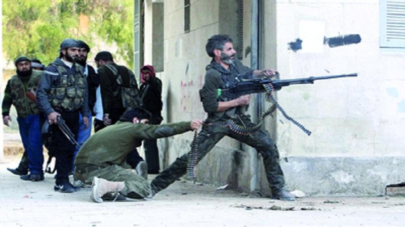 موافقت مجلس نمایندگان آمریکا با تسلیح اپوزیسیون معتدل سوریه
