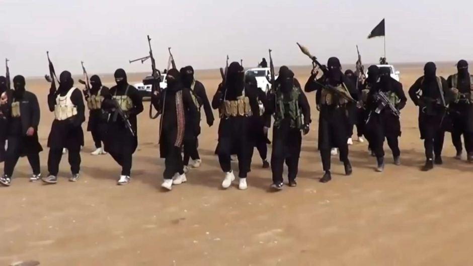 شبه نظامیان داعش از رودخانه استراتژیک مهرود گذشتند
