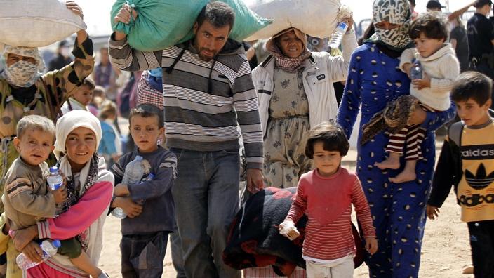 «ابوغریب در یک مرکز پناهندگی در آلمان»