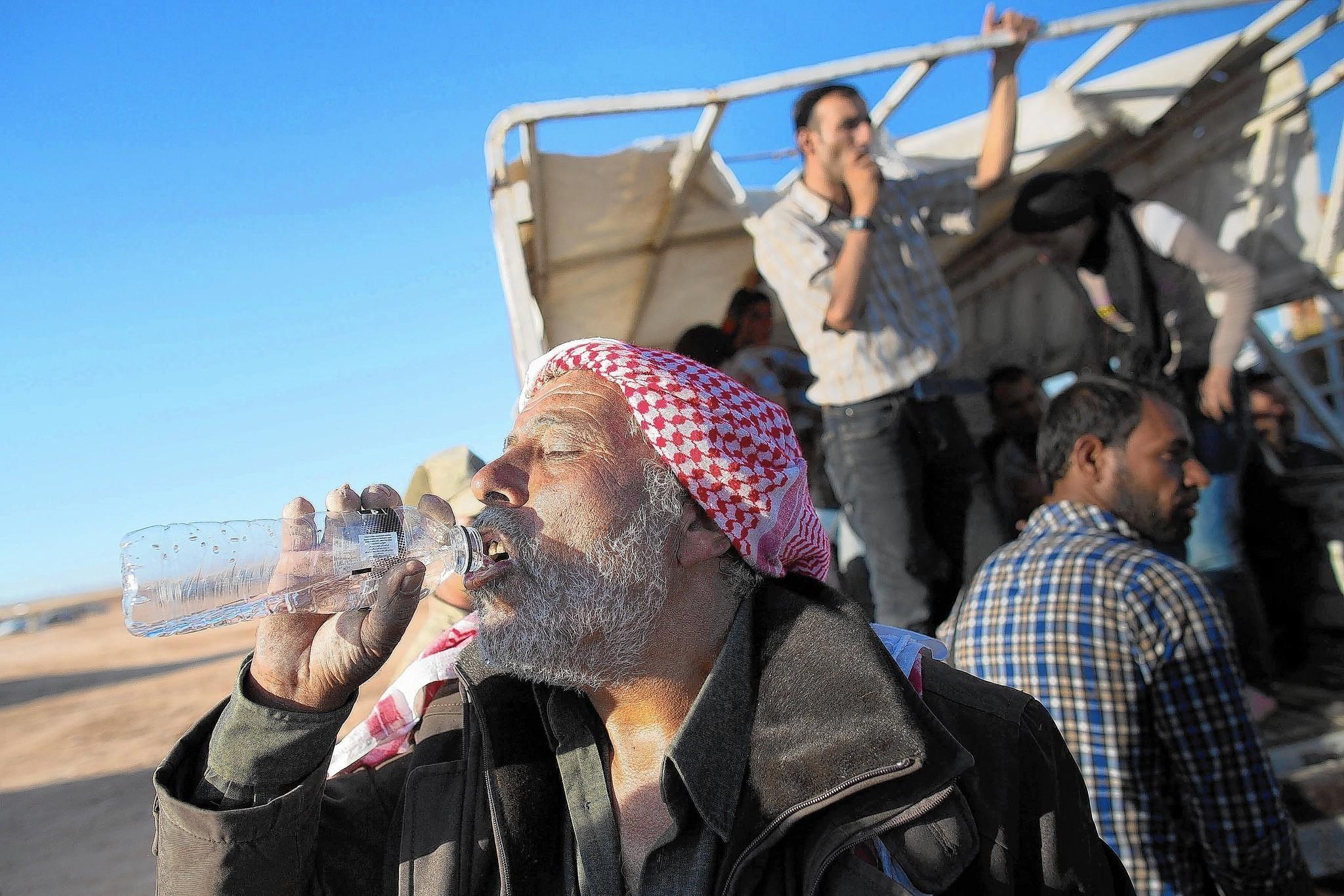 اوجالان موکداً خواستار مداخله ارتش ترکیه در کوبانی شد