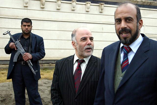 حيدر العبادي:در صورت ادامه فشار ایران و نوری المالکی استعفا خواهم داد