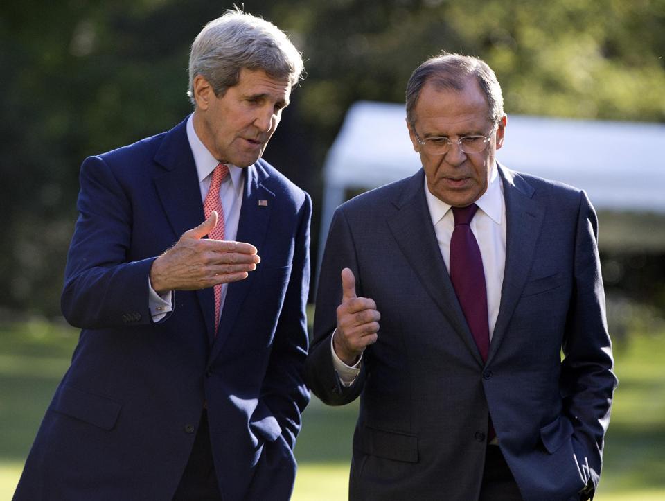 توافق آمریکا و روسیه در نشست پاریس