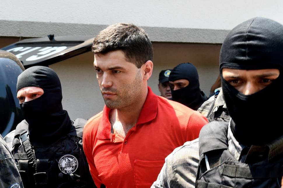 قاتل خوش تیپ برزیلی پس از قتل دهها تن از شهروندان خود دستگیر شد