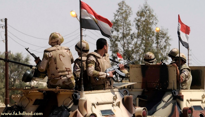 در پی کشته و مجروح شدن دهها تن از سربازان مصری در شمال سینا وضعیت اضطراری بر قرار شد