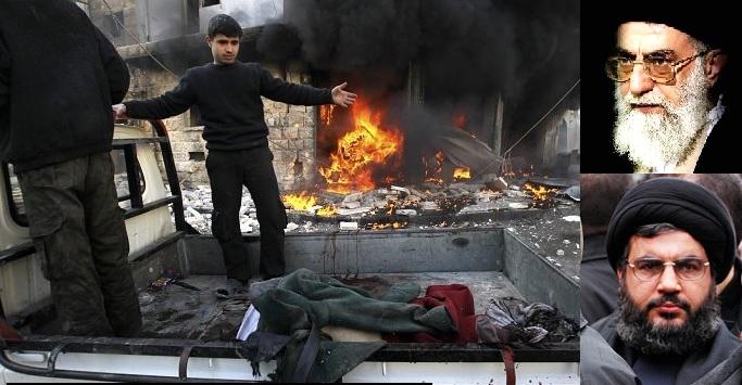 """آمریکا گزارشها در مورد استفاده اخیر ارتش سوریه از بمبهای بشکهای را """"وحشتناک"""" خواند"""