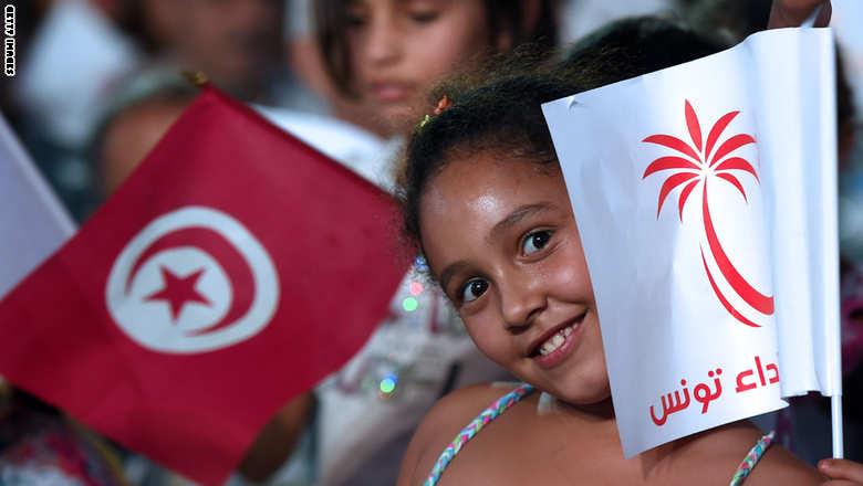 حزب سکولار «ندا» برنده انتخابات تونس شد