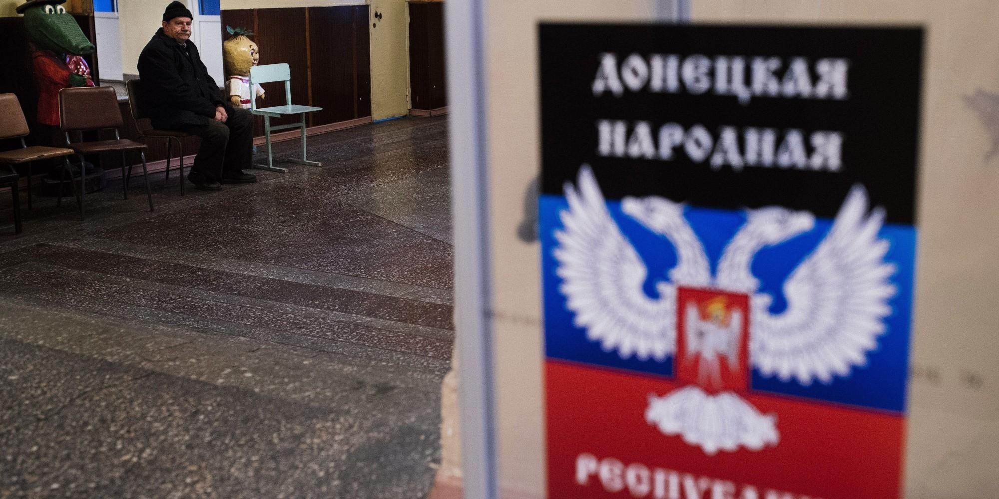 برگزاری انتخابات پارلمانی و ریاست جمهوری استقلال طلبان شرق اوکراین