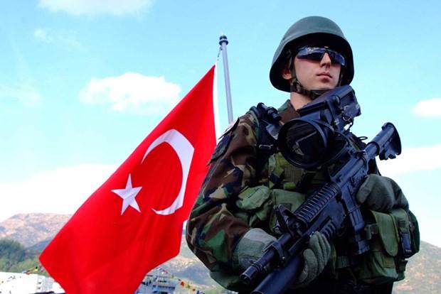 """""""ارتش ترکیه قویترین ارتش خاورمیانه است"""""""