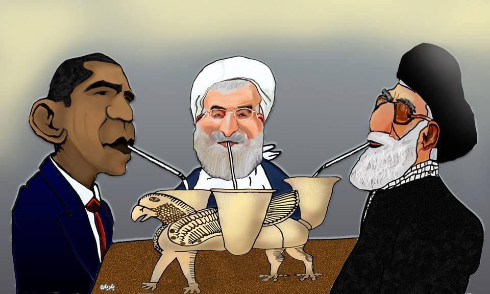 دوستی با دیکتاتور و سیلی محکم ملت آمریکا