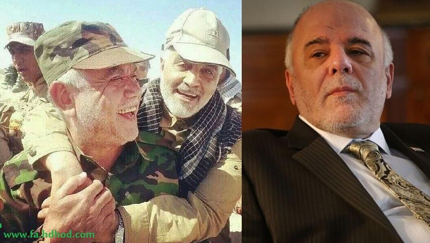 رونمایی شبه رسمی از تروریستهای عصائب اهلالحق عراق در ایران