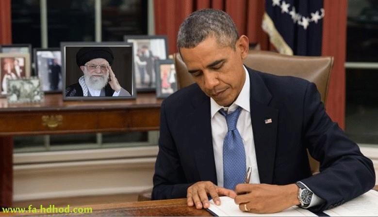 وال استریت ژورنال نامه نگاری مخفیانه باراک اوباما برای خامنه ای را فاش کرد