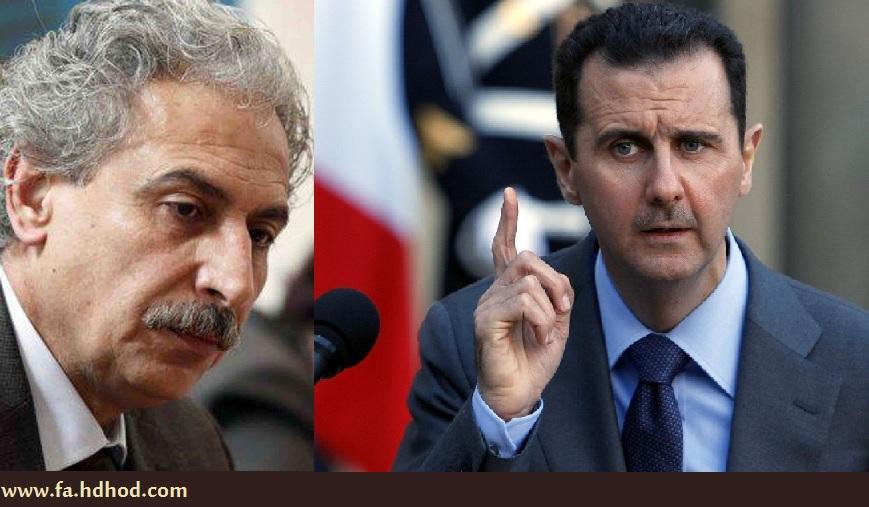 رژیم اسد نویسنده ومنتقد سوری را در مرز لبنان دستگیر کرد