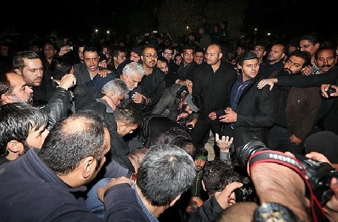 مرتضی پاشایی خواننده ای که با مرگ خود بیگانه بودن رژیم جمهوری اسلامی را عیان کرد
