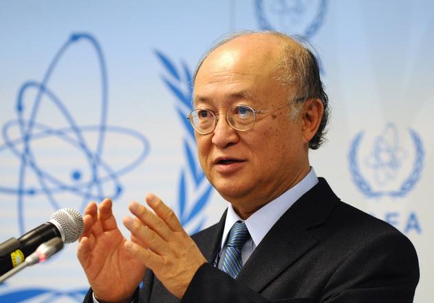 یوکیا آمانو از عدم همکاری ایران با  آژانس بينالمللی انرژی اتمی خبر داد