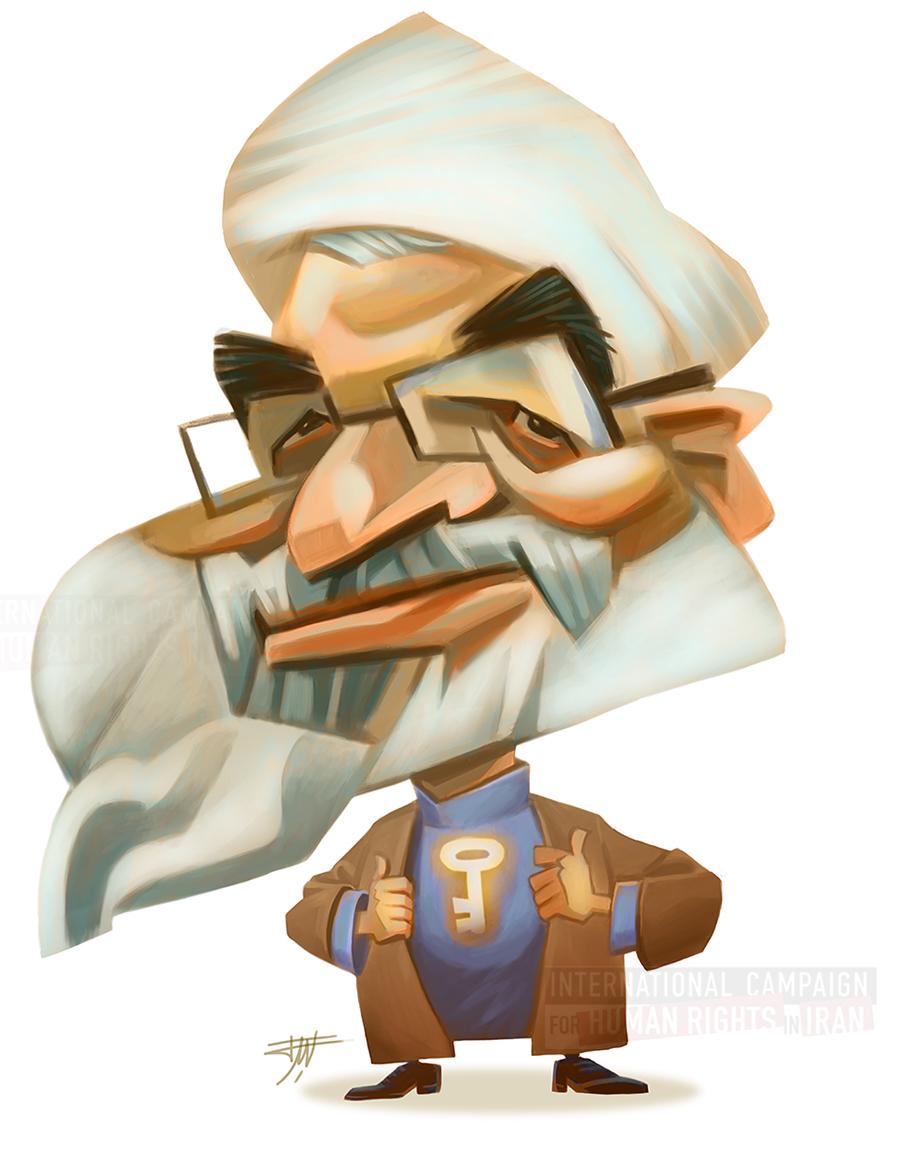 ذکر احوال شیخ حسن روحانی، رئیس جمهور/ ابراهیم نیوی
